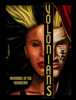 Volonians book cover