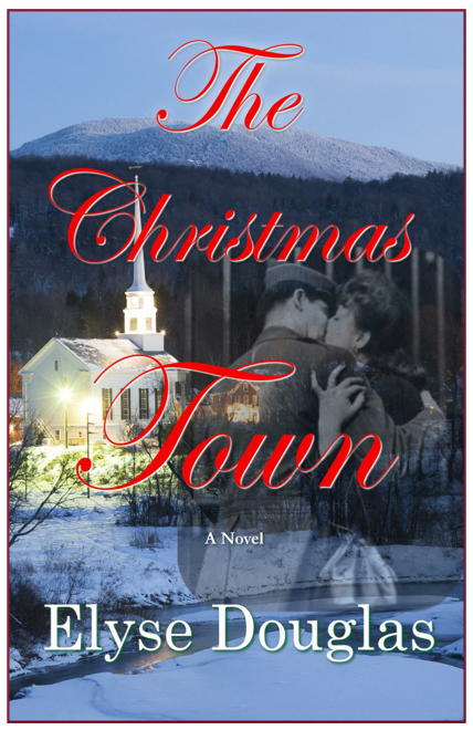 Christmas Romance Book Covers ~ New time travel mystery romance novel the christmas town