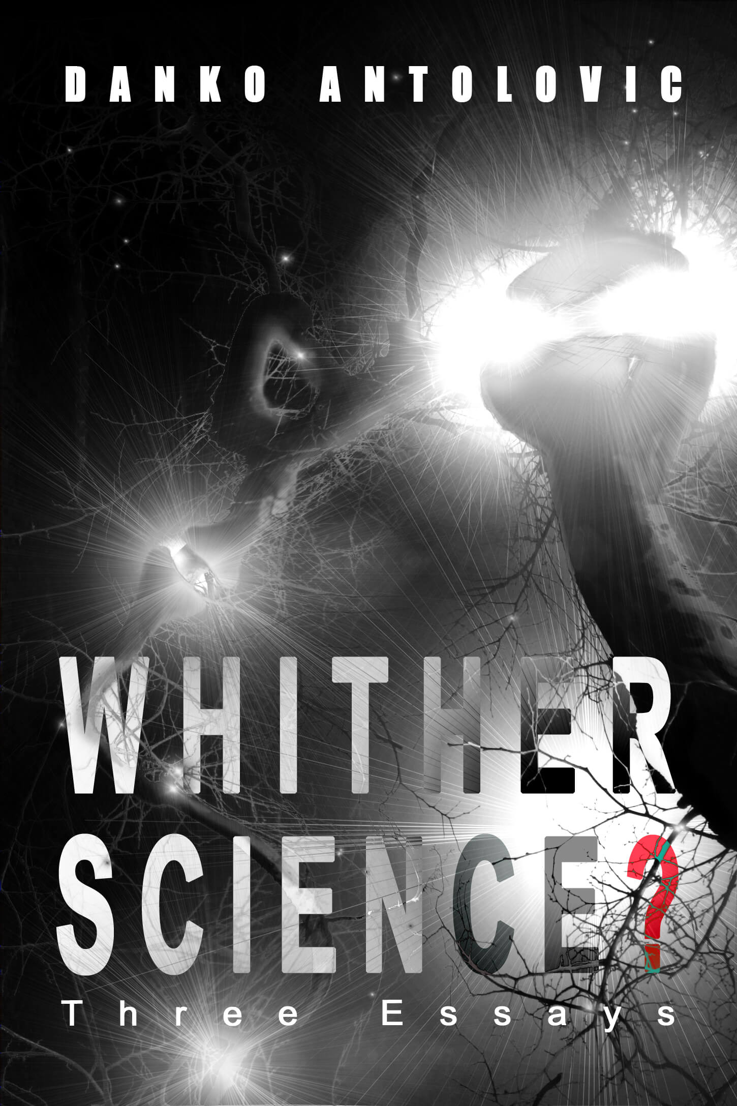 whither science book cover