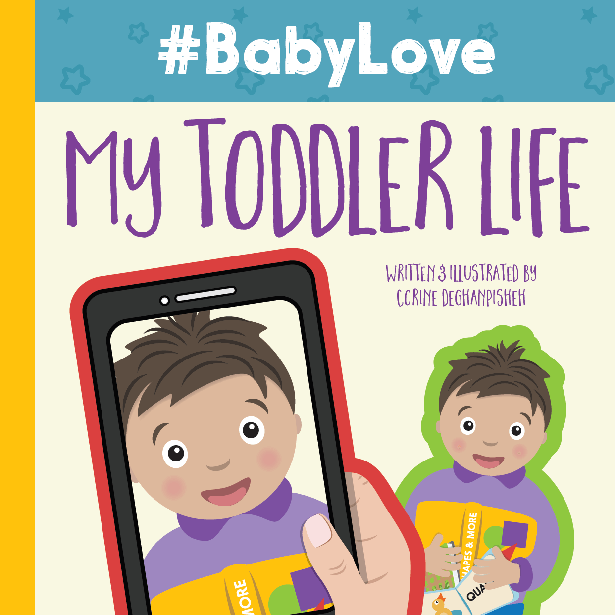 #BabyLove: My Toddler Life