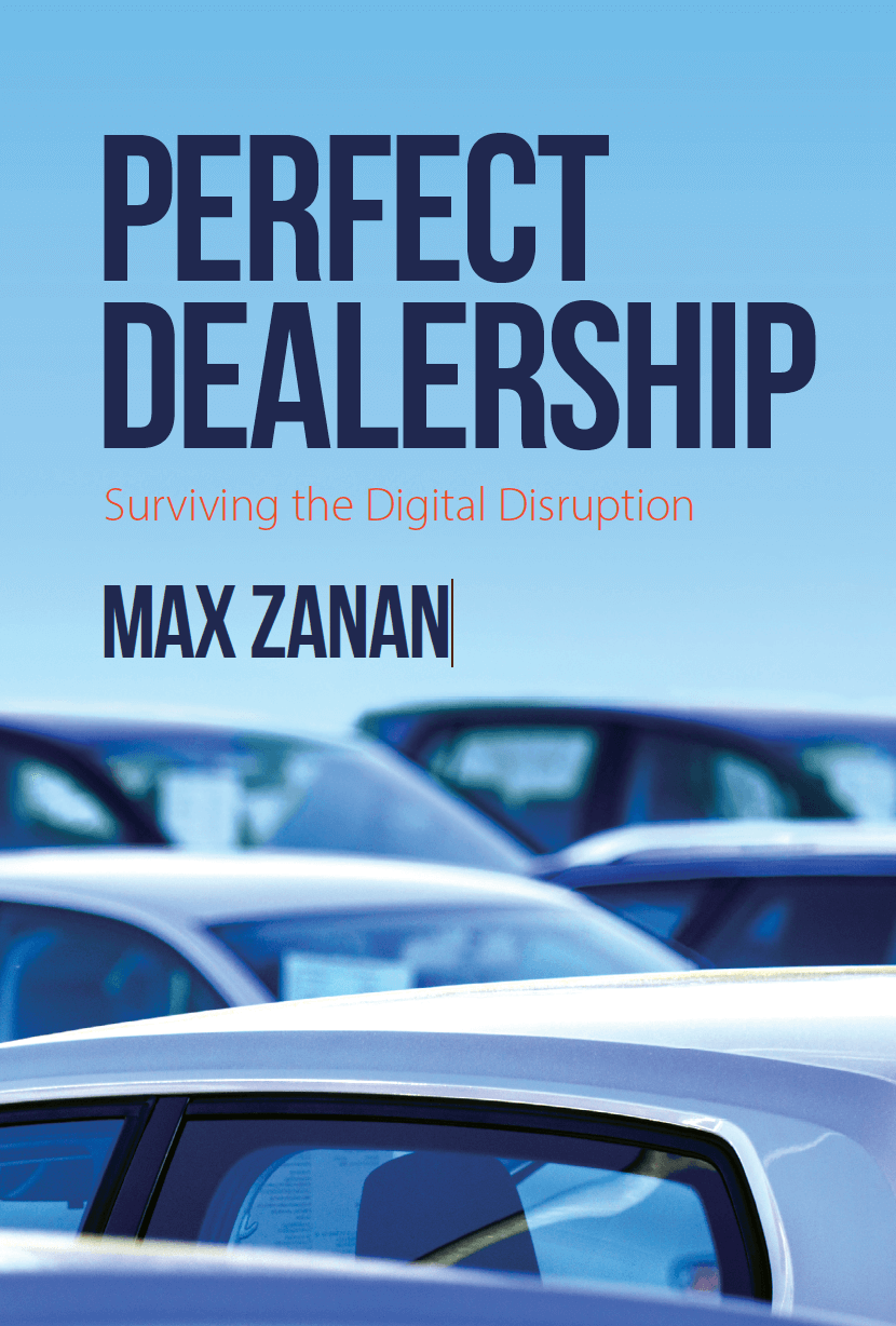 Perfect Dealership book cover