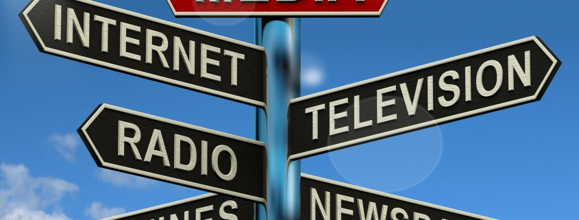 Media Radio Internet Television Newspapers Magazines