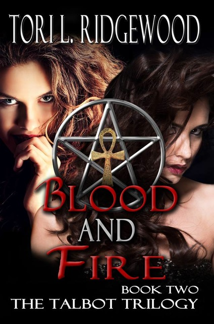 Blood and Fire Book Cover