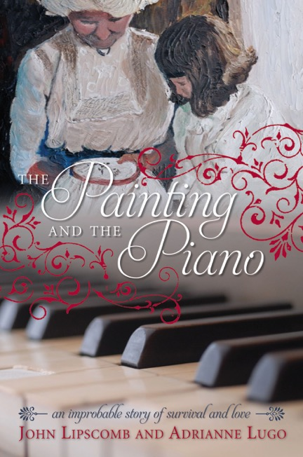 The Painting and The Piano by John Lipscomb and Adrianne Lugo