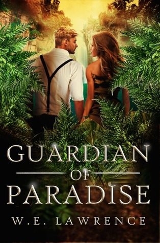 GUARDIAN OF PARADISE BOOK COVER