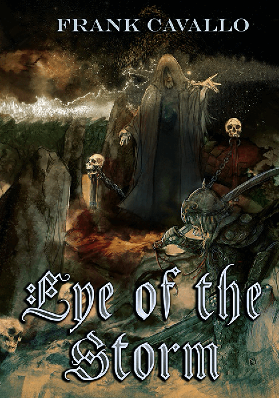 Eye of the Storm book cover