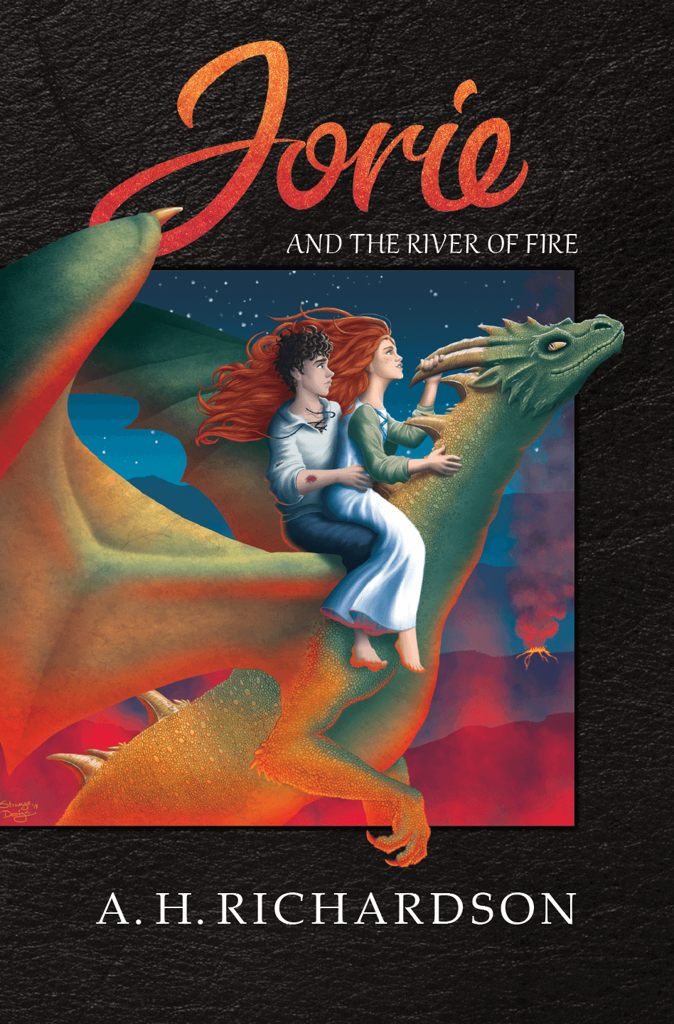 Jorie and the River of Fire
