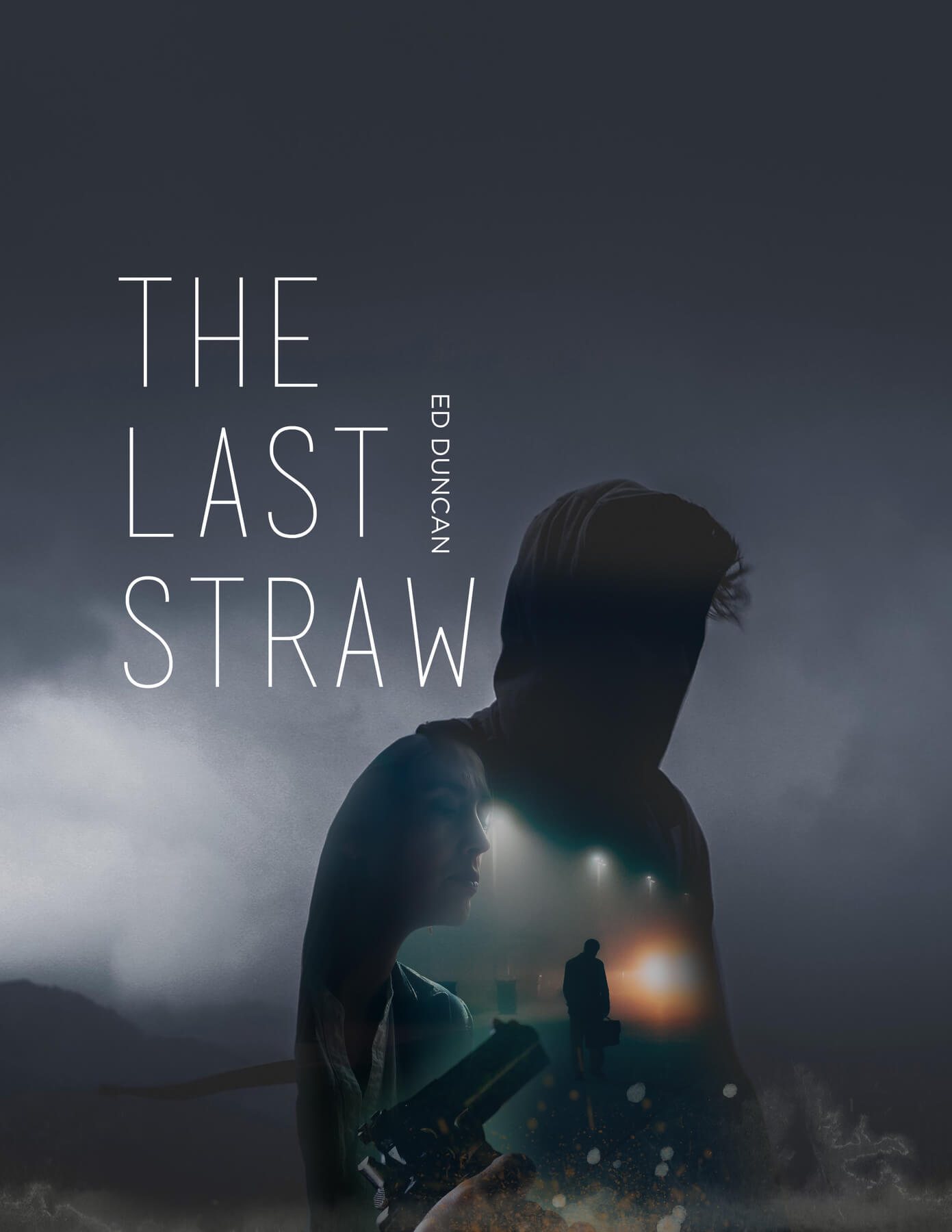 The Last Straw book cover